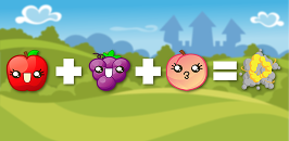 Happy Fruits / Jewels Happy Fruits is a simple match-3 puzzle game similar to Jewels / Bejeweled type of games.